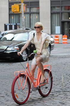 Bike Style: Erin Fetherston