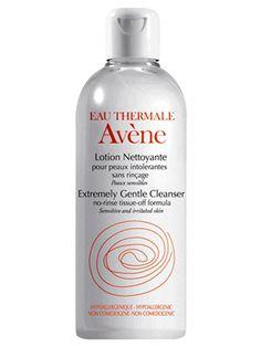 Eau Thermale Avène Gentle Milk Cleanser, $18.