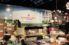 JC Penney Home Launch: Happy Chic Design by Jonathan Adler Launch Event