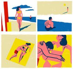 Virginie Morgand portfolio — Outline Artists