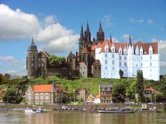We stayed in Meissen, Germany in November 2010 - our hotel overlooked this castle