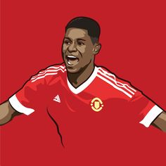 Marcus Rashford! The 18 year old United youngster who scored two and got man of the match on his Premier League debut. #MUFC Manchester United Champions, Manchester United Legends, Manchester United Football, Manchester United Wallpapers Iphone, Man Utd Fc, Marcus Rashford, Man Of The Match, Premier League Champions, Sports Stars