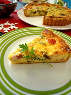 Christmas Cooking, Blog Entry, Quiche, French Toast, Menu, Breakfast, Food, Menu Board Design, Morning Coffee