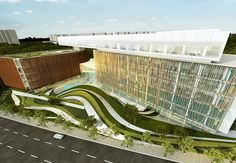 Samsung International Hospital - By NBBJ