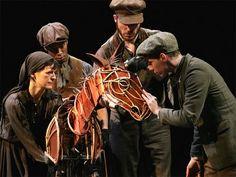 War Horse - New London Theatre