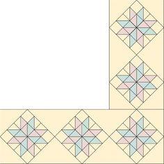 178 Best Quilt Borders Images Quilt Blocks Quilt Patterns
