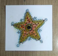 Shoshiplatypus: Shoshi's Blog Shop - Zentangle Art