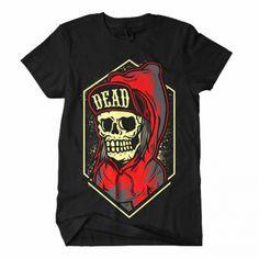 Dead Skull Custom t-shirts