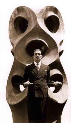 Salvador Dali. Casa Batillo, Barcelona, Spain. 1904-6. Antoni Gaudi