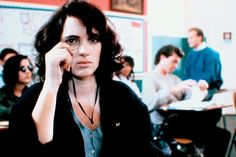 The Rules of Style by Winona Ryder http://www.manrepeller.com/2015/08/winona-ryder-style-icon-confirms-beetlejuice-2.html