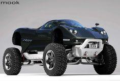 Super Car or Truck?