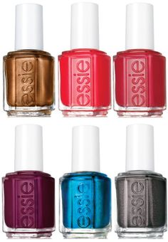 Essie Leggy Legend Fall 2015 Collection Essie Nail Polish, Nail Polish Colors, Nail Trends, Nail Polish Trends, Beautiful Nail Designs, Winter Nails, Autumn Nails, Pretty Nails, Cute Nails