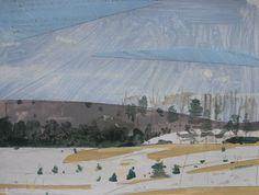 Landscape Paintings ... Harry Stooshinoff: December 2011