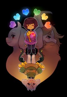 We could have been a family | Undertale by pekou