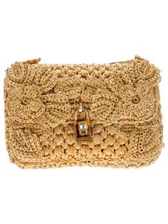 Dolce and Gabbana Embellished Clutch