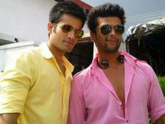 Karan Tacker and Kushal Tandon are now friends again