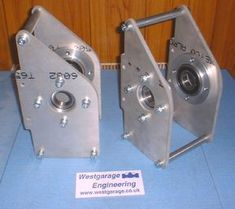 WG ATB, LSD, Chain Drive Differential (with output shafts) – Westgarage Engineering Build A Go Kart, Car Alignment, Go Kart Parts, Go Kart Buggy, Racing Car Design, Custom Trikes, Dump Trailers, Reverse Trike, Kart Racing