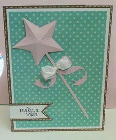 3 Girl JAM: Make A Wish Card