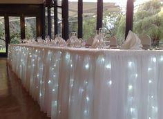 Bridal Table Fairy Light | Interior Home Designs | Interior Home ...
