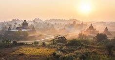 Spread across the beautiful rolling hills of Rakhine in Western Burma, lies a little known archeological site—the medieval town of Mrauk U. ...