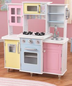 Master's Cook Kitchen from KidKraft #zulilyfinds