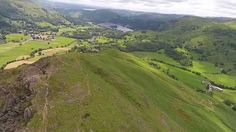 lake district from drone - Google Search