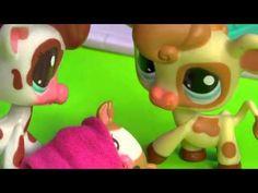 LPS Cookie Sale   Kream's Ice Creamery Littlest Pet Shop Part 15 Video P...