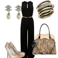 Awesome evening ensemble