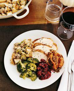 Thanksgiving Dinner in 1 Hour