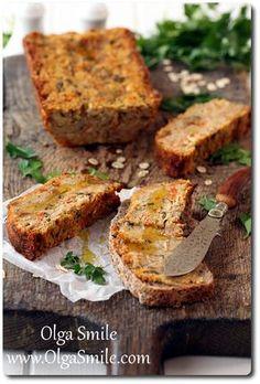 Pasztet wegetariański z fasoli i warzyw korzeniowych - przepis | Kulinarne przepisy Olgi Smile
