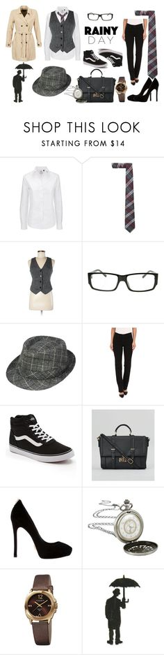 """""""Untitled #105"""" by todokureach ❤ liked on Polyvore featuring BKE, Express, Henschel, Levi's, Vans, New Look, Disney, Akribos XXIV, Sizzix and Vila Milano"""