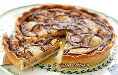 Сочный грушевый пирог. Рецепт приготовления ароматной сладкой выпечки из груш. Данный рецепт пирога очень простой и легкий, его можно изменить по сезону,