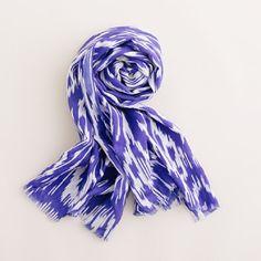 Cute J. Crew scarf