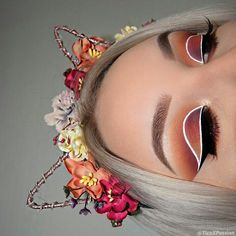 PINTEREST: @AGATHAMONT3 #makeup #makeuplover - credits to the artist