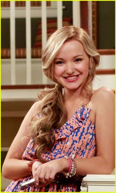 Dove Cameron & Luke Benward: 'Cloud 9' Stars! | dove cameron disney star 01 - Photo Gallery | Just Jared Jr.