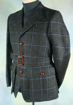 Bookster Orkney Full Norfolk Jacket Beautiful . . . Rich lady, I need this jacket really bad . . .