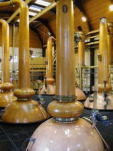 The Stills - Glenmorangie Distillery