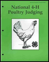 National Poultry Judging from Ohio 4-H