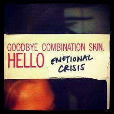 Submit your own to SelfAbsorbed@DepressedCopywriter.com or #depressedcopywriter  (Taken with Instagram)