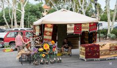 St Philips Plaza Farmers Market Tucson Arizona Photo Credit: Michael Moriarty #Foodinroot