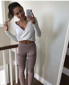 Cute Workout Outfits trendy gym wear for women cute workout clothes outfits in Cute Workout Outfits. Here is Cute Workout Outfits for you. Cute Workout Outfits these workout clothes make cute workout outfits clothes. Cute Workout Outfits, Workout Attire, Sporty Outfits, Workout Wear, Cute Outfits, Fashion Outfits, Nike Workout, Womens Fashion, Teen Workout
