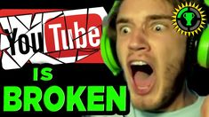 Game Theory (more like YouTube Theory): Yes, PewDiePie. YouTube IS Broken