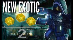 Destiny 2 News - NEW EXOTIC TRACE RIFLE!! Omolon Foundation, Gameplay, T...