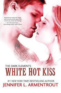 """BBReview: """"White Hot Kiss"""" by Jennifer L. Armentrout - on Book Bite Reviews"""