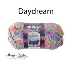 Bernat Mosaic Yarn - Daydream