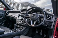 Mercedes-Benz CLA200: Interior by Relic Wessels on 500px