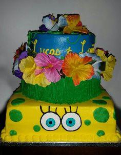 Spongebob luau theme