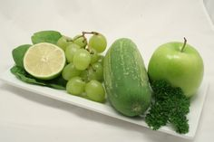 Ultimate Daniel Fast: Everything green fresh juice