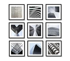 SALE London Modern ArchitectureWall Art PhotographyCity
