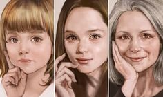 Beautiful timelapse video shows remarkable ageing process in 4 mins
